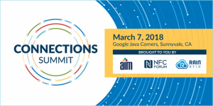 CONNECTIONS SUMMIT – 7TH MARCH 2018: WE WILL BE THERE